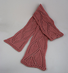 Kumara Mountain Scarf PDF