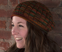 Country Fair Slouchy Hat PDF