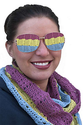 Garden Striped Cowl PDF