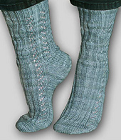 Stone Path Socks PDF