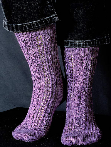 Continental Divide Socks PDF