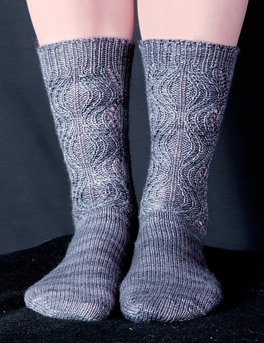 Chain of Craters Socks PDF