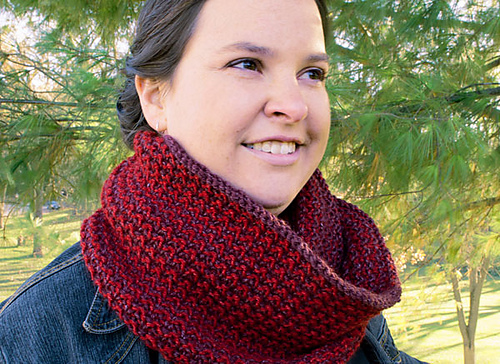 Conifer Scarf and Cowl PDF