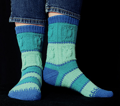 Biscayne Bay Socks PDF