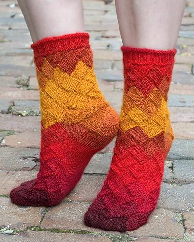 Spice Market Socks PDF