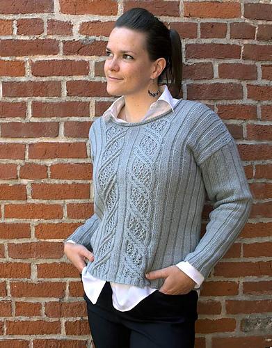 River Flow Sweater PDF