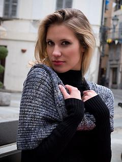 277017c66 Ravelry  Lorena Shawl pattern by Filatura Di Crosa Italia s.r.l.