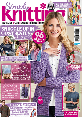 Ravelry: Simply Knitting 180, November 2018 - patterns