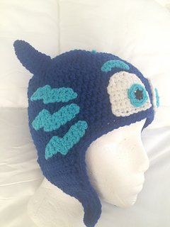Ravelry  Catboy (Inspired by PJ Masks) pattern by Forever Worth ... bb0bc3d57af
