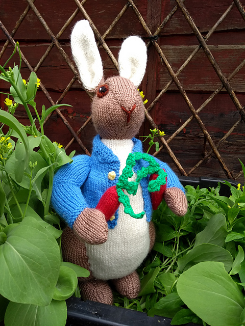 Peter Rabbit Foxymitts V4