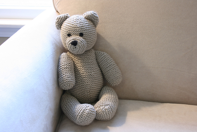 Ravelry Teddy Bear Pattern By Debbie Bliss