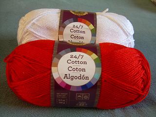 Ravelry Lion Brand 24 7 Cotton
