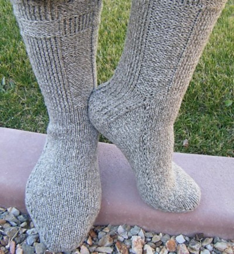 Ravelry Brick By Brick Mens Socks Pattern By Michelle Mattingly