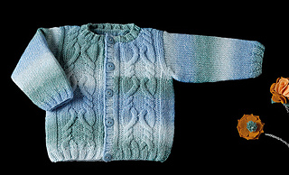 bfc548674 Ravelry  78-24 Jacket pattern by Fil Katia