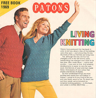 Ravelry: Patons Free Book 1969, Living Knitting - patterns