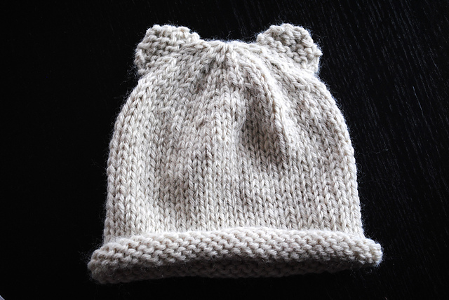 264d2b69e Ravelry: Baby bear hat pattern by Gilda Knits