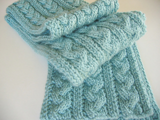 Ravelry Braid Cable Reversible Hiking Scarf Pattern By Jeanna Quinones