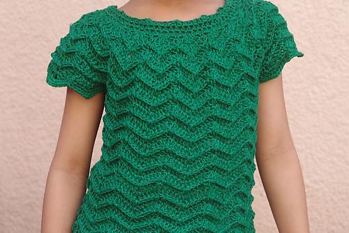 Ravelry Rheema Blouse Pattern By Girlie D De Los Reyes