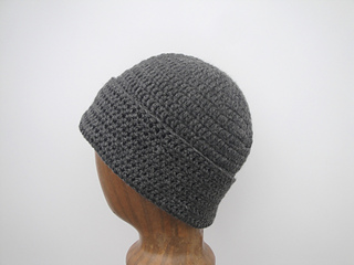 Ravelry  Crochet Watch Cap pattern by Emily Johannes 262d1896f4d