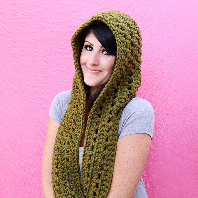 Ravelry Fireside Scoodie Pattern By Julie King