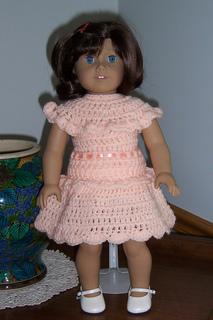 Ruffled Sleeveless Sweater Skirt 18 Inch Dolls Pattern By Ravelry