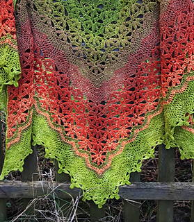 Ravelry Strawberry Fields Pattern By Grassharp