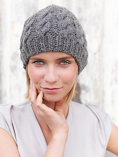 Ravelry  Cable Beanie pattern by TOFT 2cd08a686b7