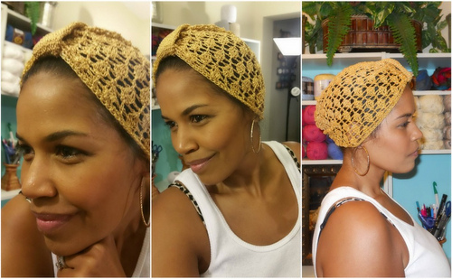 Ravelry Crochet Head Wrap Collection Pattern By Guchet