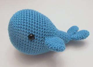 Free Crochet Amigurumi Whale Patterns : Ravelry amigurumi whale pattern by heather sonnenberg