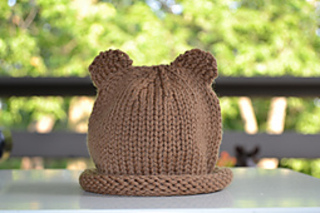 Ravelry  Baby bear hat pattern by Gilda Knits 6aedf330875