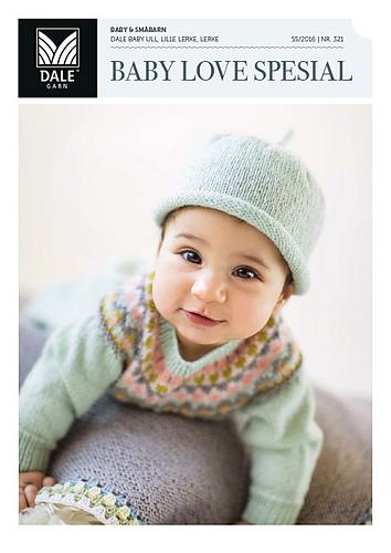 Ravelry Dale Garn 321 Baby Love Spesial Patterns