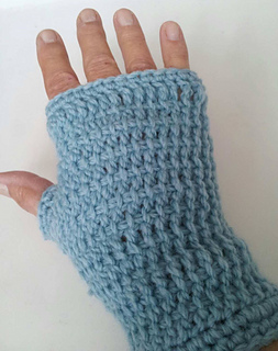 Ravelry Fingerless Gloves Vingerloze Handschoenen Pattern By Iman