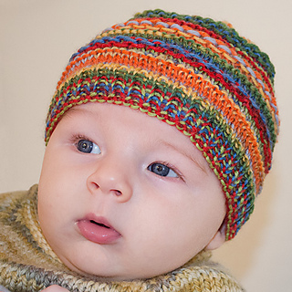 Ravelry  Soothing Baby Hat pattern by HandWorks Knitwear Designs 0d610311a2d