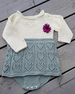 Ravelry Pattern Florean Kjole Dress By Handcraftcarina Body FwrRZqF