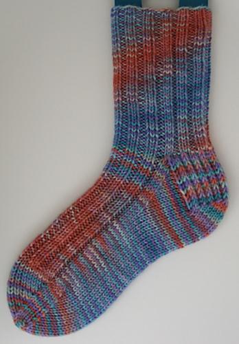 Ravelry Comfy Dk Socks Pattern By Handwerks