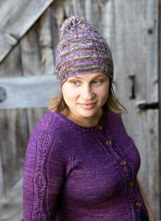 Ravelry  Bonfire Hat pattern by Joanna Rankin f3731e35063d