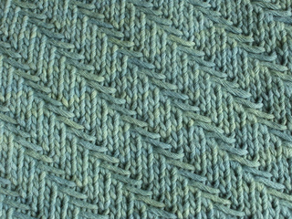 Ravelry: Woven Diagonal Herringbone pattern by Barbara G  Walker