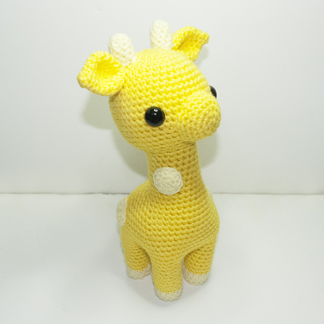 Ravelry Baby Giraffe Pattern By Heartstring Crochet