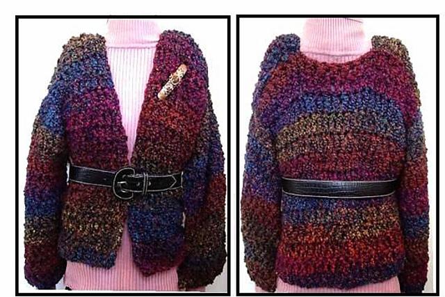 Ravelry 620 Womens Cardigan Crochet Sweater Pattern By Emi Harrington