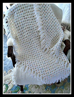 Ravelry 995 Baby Blanket Pattern By Emi Harrington