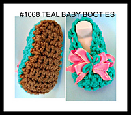 1068_-teal_baby_booties