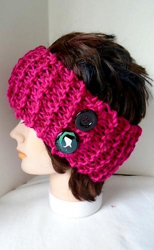 Ravelry 1115yt Beginner Knit Headband Pattern By Emi Harrington
