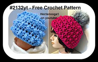 c367c75212b patterns   Hectanooga1 on youtube.   2132yt- Mini Bobble Hat