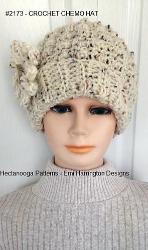 Ravelry 2173 Oats Chemo Hat Pattern By Emi Harrington