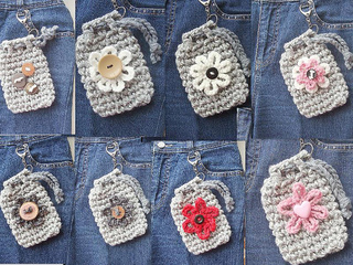 Ravelry 366 Crochet Cell Phone Mobile Phone Case Pattern By Emi