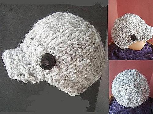 Ravelry 401 Knitted Newsboy Hat Pattern By Emi Harrington