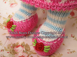 Ravelry coupon code heidi bears