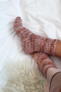 Ravelry Winter Sleep Socks Pattern By Helen Stewart