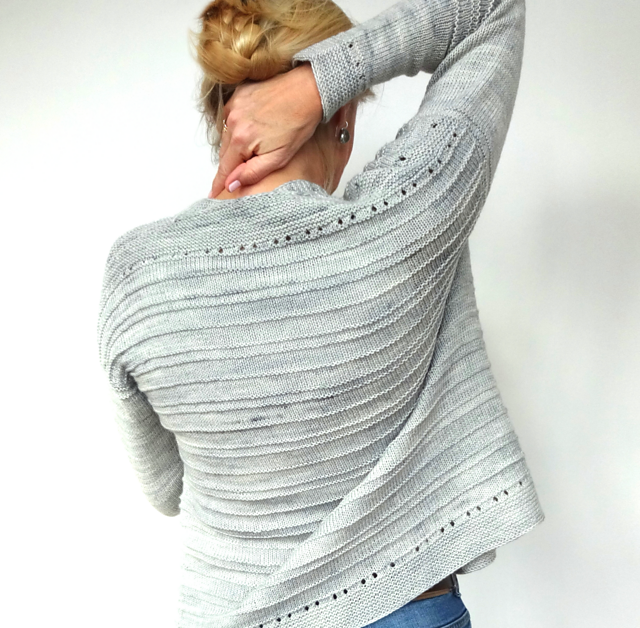 8375aed2 Ravelry: Holey Comfort pattern by Hinterm Stein