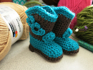 Ravelry Cowboy Boots Pattern By Tanya Naser